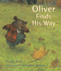 Podcast Oliver Finds His Way