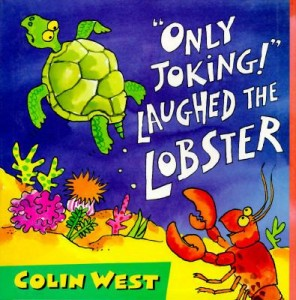 Podcast Only Joking, Laughed the Lobster!