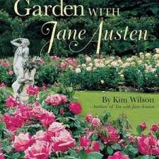 Podcast in the Garden with Jane Austen