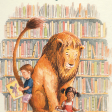 Podcast Library Lion