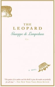 The Leopard book cover