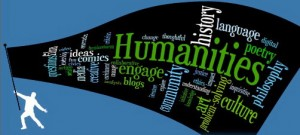 Student Humanities Ambassador word cloud