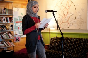 A program at The Telling Room, funded by the MHC. ©Winky Lewis