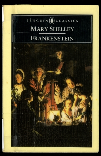 the obsession of victor frankenstein in the novel frankenstein by mary shelley The original frankenstein charles e robinson presents two versions of the classic novel—as mary shelley originally wrote it victor frankenstein had a.