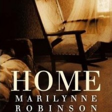 Marilynne Robinson Home cover