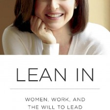 Sheryl Sandberg Lean In cover