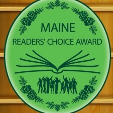 Maine Readers' Choice Award logo