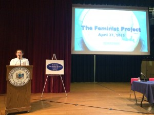 The Feminist Project 1