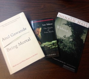 books used for hospice discussion