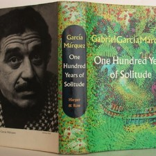 100 Years of Solitude book