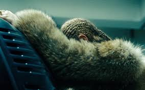 Album cover for Beyonce's Lemonade